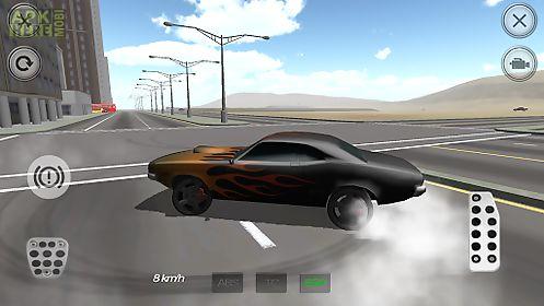 extreme retro car simulator