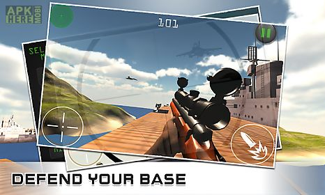f16 jet fighter sniper shooter