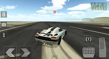 Top speed rush