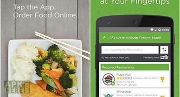 Eatstreet food delivery app