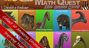 Math quest quiz third grade 3