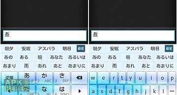 Clearkeysunrise2 keyboard skin