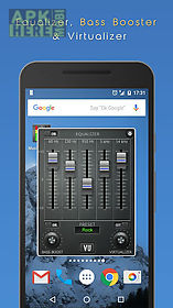 Music volume eq for Android free download at Apk Here store