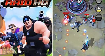 Raid hq
