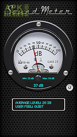 Sound meter for Android free download at Apk Here store