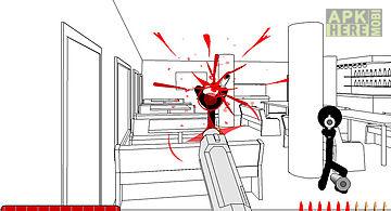 Stickman gunfire