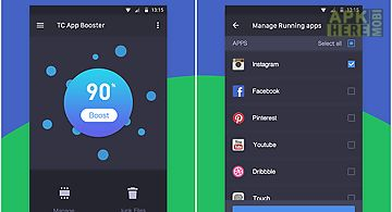 Tc app booster(boost&speed up)
