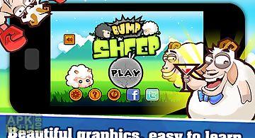 Bump sheep