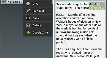 Voxdox - text to speech pro