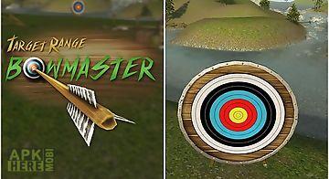 Bowmaster archery: target range