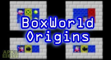 Boxworld origins
