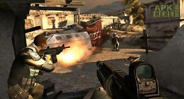 Modern combat 3 fallen nation un..