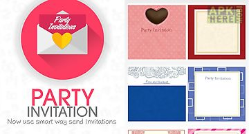 Yuvite invitation creator for android free download at apk here party invitation lite stopboris Image collections