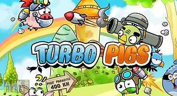 Turbo pigs