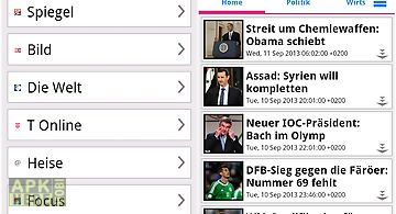 Deutschland news