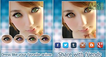 Eye color changer big eye