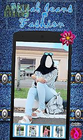 hijab jeans fashion beauty