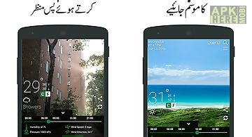 Pakistan weather live forecast