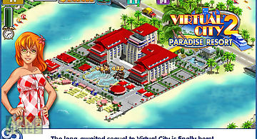 Virtual city®: paradise resort
