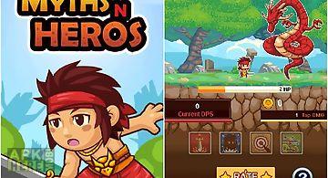 Myths n heros: idle games