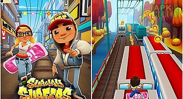 Subway surfers: world tour seoul