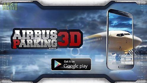 airbus parking 3d