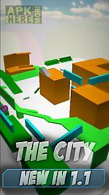 parkour city