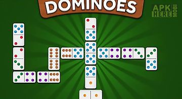 Simple dominoes