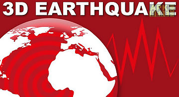 3d earthquake