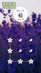 applock theme lavender