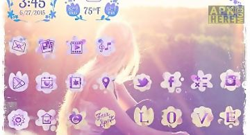 Cute home ♡ cocoppa launcher
