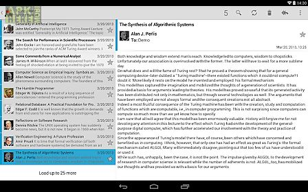 K-9 mail for Android free download at Apk Here store - Apktidy com