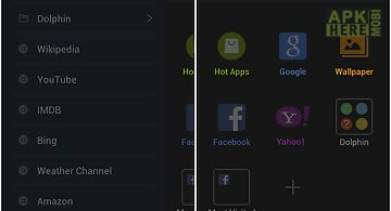 Night mode for dolphin browser