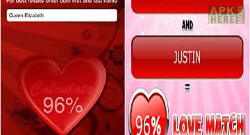 Love calculator ultra