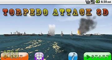 Torpedo attack 3d free