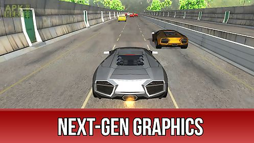 traffic speed racing 3d