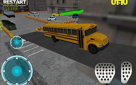 ultra 3d bus parking