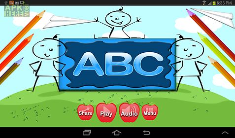 kids abcd song-new