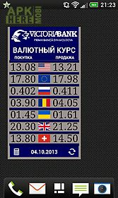 moldova exchange rates widget