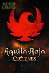 red eagle origins