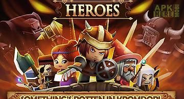 Tiny legends: heroes