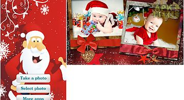 Christmas photo frames 2