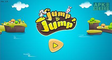 Jump & jump - bunny run