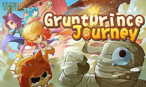 gruntprince journey: hero run