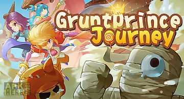 Gruntprince journey: hero run