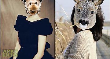 Instaface:animal face