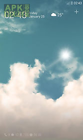 sky dream dodol locker theme