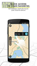Tomtom gps navigation traffic for Android free download at Apk Here