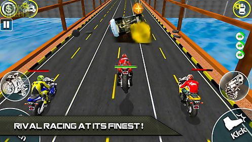 bike attack race 2 - shooting
