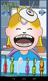 crazy dentist game for kids
